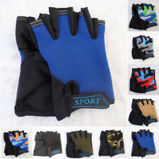 Kids Bike Gloves- Children Cycling Sports Rugby Bicycle Scooter Safety Clothes