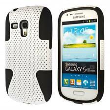 Handyhülle Schutzhülle Outdoor Case Cover kompatibel für  Samsung Galaxy S3 mini