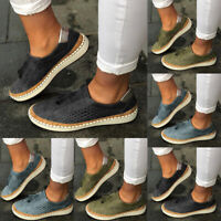New Fashion Women's Fringe Tassels Hollow-Out Shoes Casual Round Toe Sneakers