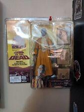 Neca Reel Toys Cult Classics Dawn of The Dead Hare Krishna Zombie Figure