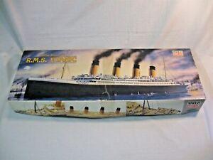 Minicraft RMS Titanic Centennial Edition 1/350 Plastic Model Ship 11318