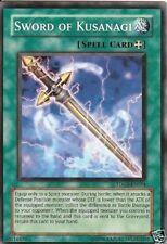 TDGS EN054 UNL ED 3X SWORD OF KUSINAGI COMMON CARDS