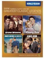 Ronald Reagan - TCM Greatest Classic Legends Film Collection: Ronald Reagan [New