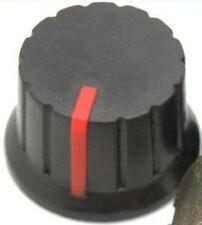"6mm 15/64"" Shaft Diameter Potentiometer Knobs (3pcs). UK stock."