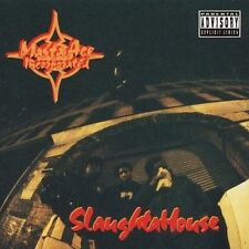 Slaughtahouse Masta Ace Incorporated MUSIC CD