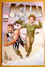 KIN n° 2 - Semic Comics / Top Cow / Image - 2000