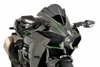 PUIG RACING SCREEN KAWASAKI NINJA H2 15-18 DARK SMOKE