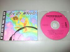 My Life with the Thrill Kill Kult - Sex on Wheelz (CD) 4 Tracks - Nr Mint