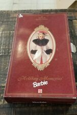VINTAGE 1995 Mattel Special Edition Holiday Memories Barbie Doll