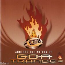 TETSUO - Another Definition Of Goa Trance - CD - GOA TRANCE ACID