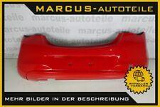 Opel Corsa E 2014- Stoßstange Hinten 39002839 Heckschürze Rot Original Billig