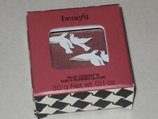 Benefit Velvet Eyeshadow I CANNES AND & WILL Full Size. 3g./.11oz. NEW IN BOX