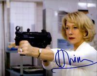 Helen Mirren authentic signed celebrity 8x10 photo W/Cert Autographed C1