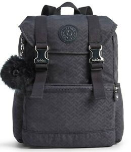 Kipling EXPERIENCE S Small Backpack - Night Blue Emb