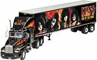 REVELL 07644 KISS WORLD TOUR TRUCK Gift Set plastic model assembly kit 1:32nd