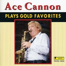 Ace Cannon - Play Gold Favorites [New CD]