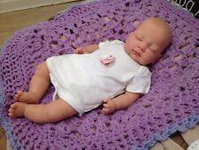 CHRISTMAS NEWBORN BABY GIRL Child friendly REBORN Doll cute realistic Reduced
