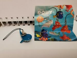 DESTINY from Finding Dory 3d danglers, keychains, charms