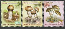 Korea 2017 Mushrooms 3 MNH stamps