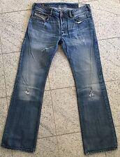 Diesel Jeans / Zatiny / W 32 -L 32/wash 0074F / Regular- Bootcut