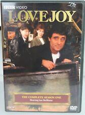 LOVEJOY Season 1 DVD Box Set 1986 Classic BBC TV Series Ian McShane HTF VGUC