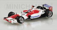 Panasonic Toyota Racing TF103 - O. Panis 2003 1:43 Model 400030020 MINICHAMPS