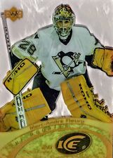 MARC-ANDRE FLEURY RC 2003-04 UPPER DECK ICE ROOKIE CARD SAMPLE PENS VEGAS MVP?