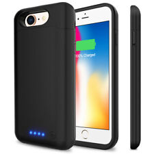 Charging Battery Case for Apple iPhone 7, 8 (6000mAh) Rechargeable Power Bank