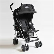 Dooky Winter Shade Original Black To Fit Pushchair, Pram Or Car Seat - Cover