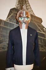 Lacoste Sport Tracksuit Top /Jacket  Size 40  (SMALL) Devanlay