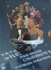 Y'a t'il un Flic pour sauver l'Humanité ? + Folle d'Elle - DVD Neuf sous Blister