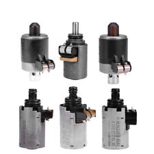 6pcs OEM 722.6 Transmission Solenoid for Benz Chrysler Dodge Jeep 5 Speed 96-11