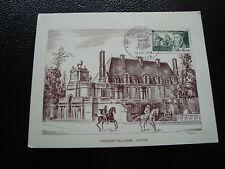 FRANCE - cartes 1er jour 14/2/1970 (philibert de l orme) (cy50) french