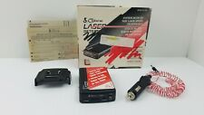Vintage Cobra Laser Detector Ld-200, In Original Box with Adapter Tested/Working