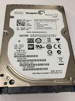 "Seagate 320GB laptop 2.5"" hard drive ST320LT007 7200RPM Momentus Thin hdd"