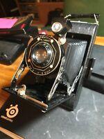 Kodak Junior Six 16 Series 1 - Vertical Folding Camera Vintage UNTESTED - AS-IS