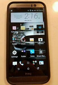 HTC One M9 - 32GB - Gray (Verizon) Smartphone Like NEW HTC with MORE Stuff