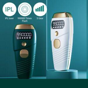 IPL Laser Permanent Haarentfernung Heimgebrauch Schmerzlos Haarentfernungsgerät