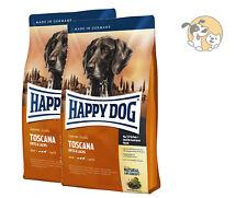 Happy Dog Supreme Sensible Toscana 2x12,5kg | Hundefutter | Lachs + Ente + Kräut