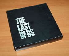 The Last of Us Press Kit - Rare PS3 Collectors Item - Limited Edition 2308/2505