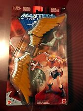 2002 Masters of the Universe Modern Series He-Man EAGLE FIGHT-PAK MOC