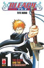 Planet Manga - Bleach 1 - Ristampa - Nuovo !!!