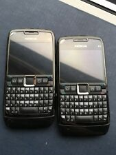 Nokia E71 BLACK Azerty 100% Original New