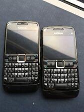 """New Original Nokia E71 BLACK Qwerty 2.36"""" Symbian 60 3MP"""