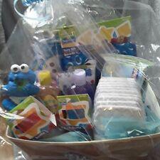 Handmade Sesame street gift basket babyshower