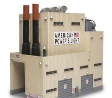 Menards ~ O Gauge American Power & Light Building ~ B