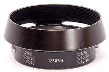 LEICA 12585H 42mm Lens Hood for Summicron 35mm Elmar 1:2.8/50mm Summaron-M 35mm