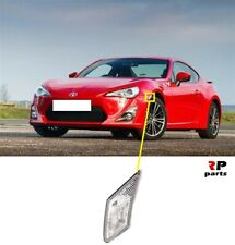 FOR TOYOTA GT86 BRZ 06-12 FRONT FENDER SIDE REPEATER INDICATOR LAMP LEFT N/S