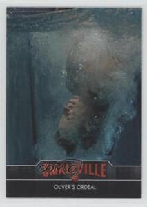 2012 Cryptozoic Smallville Seasons 7-10 Oliver's Ordeal #74 1w4