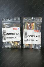 Wiska Din Rail Kit Combi 607 Combi 308